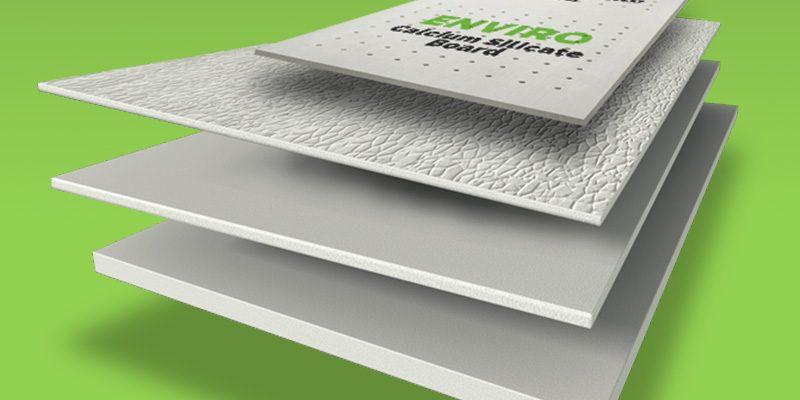 ENVIRO® Calcium Silicate Board